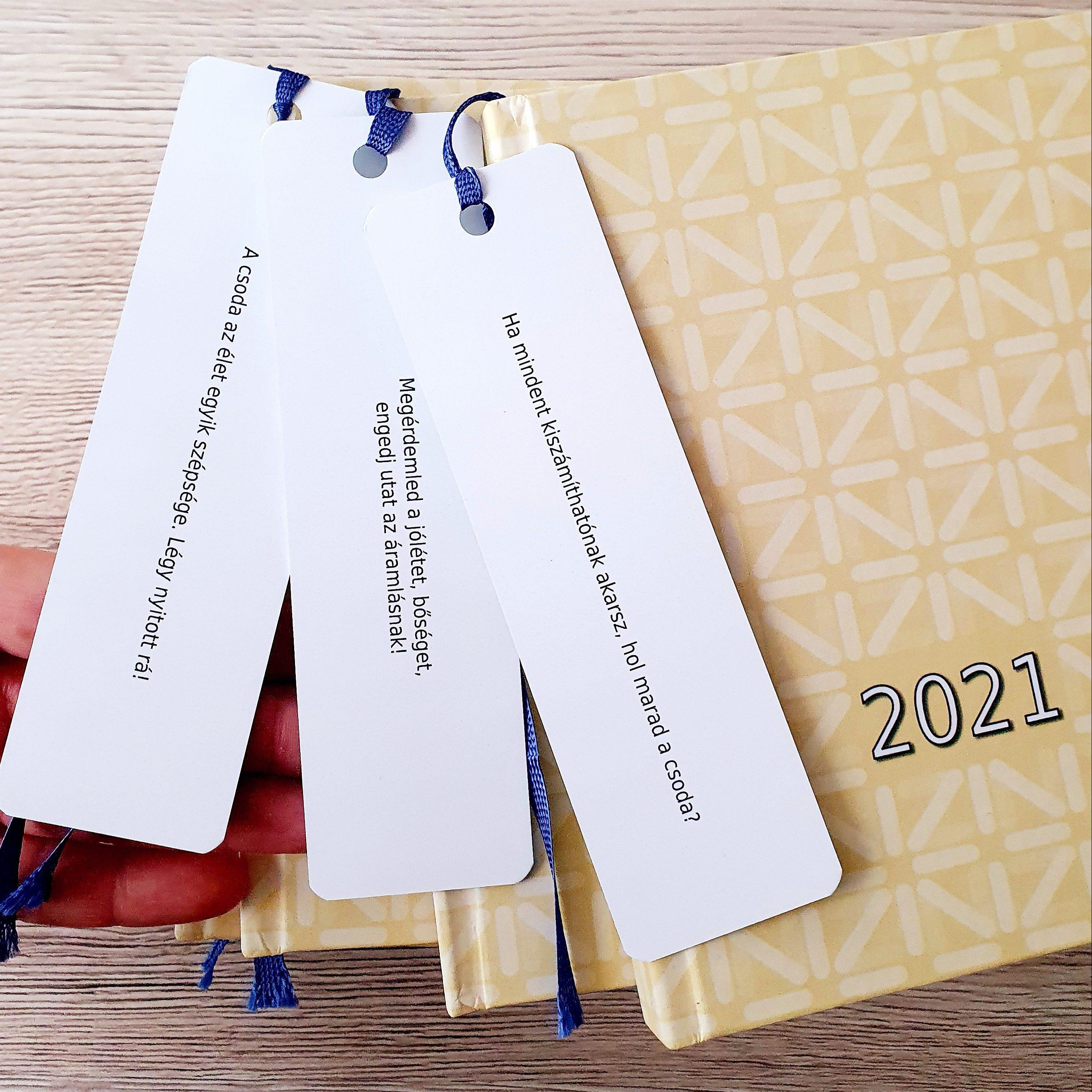 2021 ZIN naptár